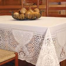 buy 70 x 90 oblong tablecloth from bed bath beyond