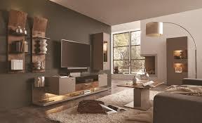 Wohnzimmerschrank Verschieben Gwinner Wohnwand Anbauwand Media Concept In Lack Fango Und