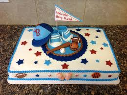 baby boy shower sports theme sports baby shower cakes baby boy