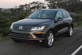 Review 2015 Volkswagen Touareg Executive Car Reviews And News