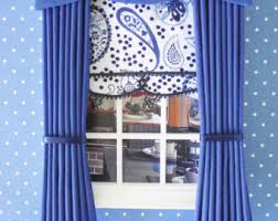 House Drapes Doll House Curtains Etsy