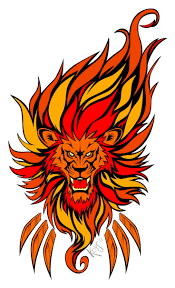 butterfly and lion tattoo 35 best leo fire tattoos images on pinterest leo fire tattoo