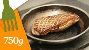 comment cuisiner le magret de canard a la poele cuire un magret de canard 750 grammes