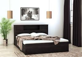Bed Images Hometown Bali Bolton Engineered Wood King Bed With Storage Price