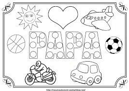 Nos Jeux De Coloriage Papa Imprimer Gratuit Page 3 Of 4  Maman Pour