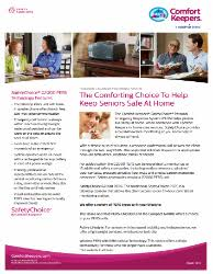 Comfort Keepers Va Learn More About Senior Care Resources For Download In Arlington