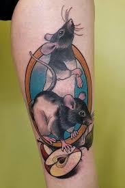 rat and mouse tattoos u2026 pinteres u2026