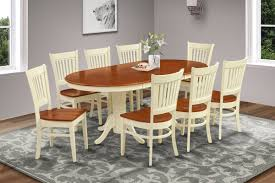 andover mills lunde traditional 9 piece dining set wayfair