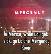 Merica Meme - emergency meme
