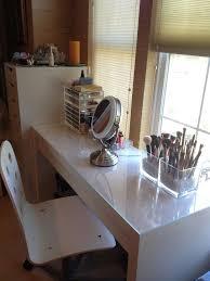 Simple Vanity Table Ikea Vanity Table Affordable Diy Vanity Table Ikea Image With