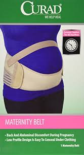 maternity band curad medium maternity belt sizes 4 to 14 health