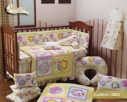Premium Bedding Sets Premium Bedding Set Zoobidoo Zbd Deico Concept Baby