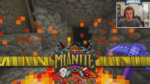captainsparklez house in mianite minecraft mianite panic mode 21 youtube