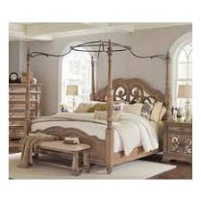Mirrored Canopy Bed Traditional Canopy Beds Houzz