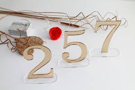 acrylic table numbers wedding gold mirror table freestanding numbers wedding centrepiece wedding