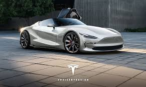 tesla outside tesla youtuber wins free next gen roadster after referring 5m in