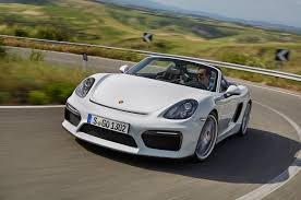 Porsche Boxster X73 - 2016 porsche boxster reviews and rating motor trend