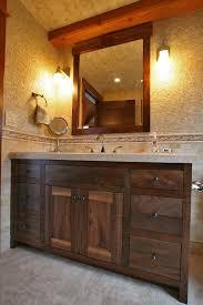 Walnut Bathroom Vanity by Cabinetry U2014 Newwoodworks