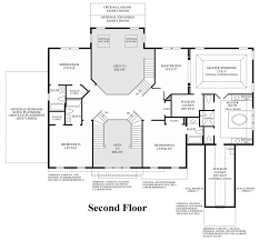 Georgian Floor Plan by Ridings At Cream Ridge The Hampton Home Design
