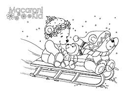 cute winter coloring pages 12 best macaroni kid coloring pages images on pinterest elbow