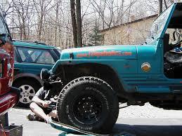 jeep islander yj tj flares on a yj u2013 swbcrawler