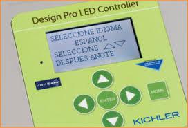 design pro landscape led controller