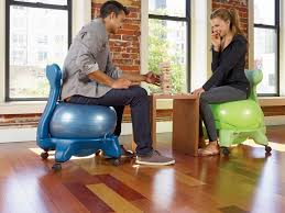 Yoga Ball Desk Chair by Stability Ball Desk Chair Best Home Furniture Decoration