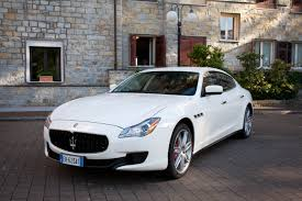 white maserati sedan weekends the romance of maserati exhausted ca