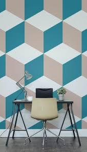 Desk Painting Ideas Geometric Paint Designs For Walls U2013 Alternatux Com