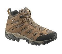 merrell womens hiking boots sale merrell s moab mid waterproof hiking boots sportsman s warehouse