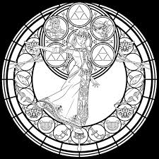 zelda coloring page 618 best art and coloring pages images on pinterest drawings