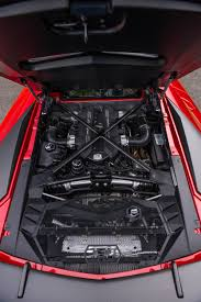 lamborghini aventador engine lamborghini aventador sv on the isle of man in pictures 1 evo