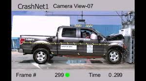 ford f 150 supercrew 2011 frontal crash test nhtsa