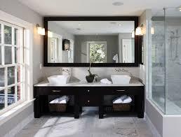 black framed bathroom mirrors unique 80 large black framed bathroom mirrors inspiration of 10