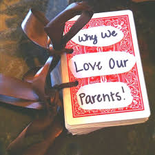 wedding gift from parents best 25 parents anniversary gifts ideas on