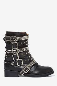 ladies black leather biker boots 29 best biker boots images on pinterest biker boots cowboy boot