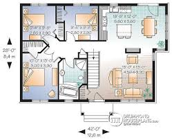 starter home plans house plan w3107 detail from drummondhouseplans