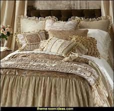 Newsprint Comforter Decorating Theme Bedrooms Maries Manor Luxury Bedding