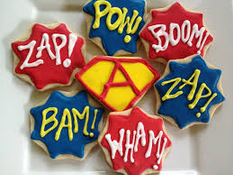 superman theme for a baby shower i was really happy with u2026 flickr