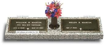 bronze grave markers bronze veteran markers and grave markers for couples