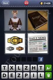 4 pics 1 word answers level 413 itouchapps net 1 iphone ipad