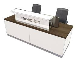 Reception Counter Desk by Classic Reception Desks Genesys Office Furniture