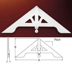 gable vent triangle vertical google search gable vent