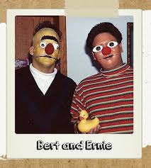 Bert Ernie Halloween Costume 25 Bad Tasteless Halloween Costumes Halloween Costumes