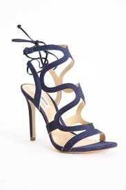 steve madden ava lace up strappy heels south moon under