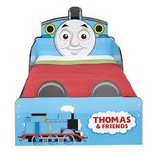 thomas u0026 friends mdf toddler bed with storage new tank engine boys