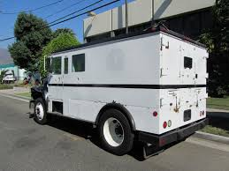 Ford Diesel Truck Used - used ford f700 diesel armored truck global armored trucks