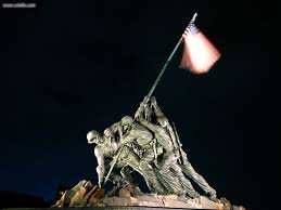 Marines Holding Flag Iwo Jima Flag Raising Wallpaper Group 86