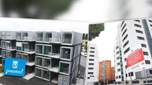 por que casas modulares madrid se considera infravalorado cifuentes ha entregado 1 900 viviendas sociales mientras que carmena
