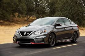 dark gray nissan 2017 nissan sentra nismo with 188hp 1 6 turbo looks like a good start